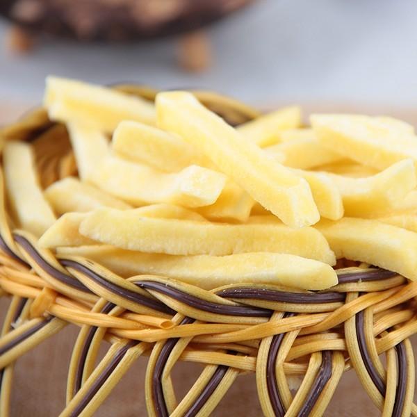 果蔬脆片OEM|豆制品OEM|VF薯条|法式薯条|薯条