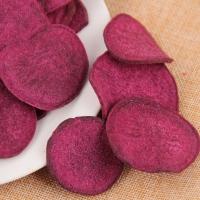 VF紫薯片