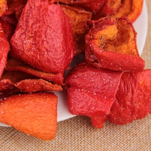 Red pepper Crisp pieces|VF Red pepper Crisp pieces|Red pepper Crisp pieces OEM