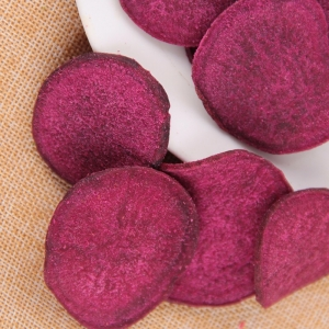 Purple Sweet Potato Chips|VF Purple Sweet Potato Chips OEM