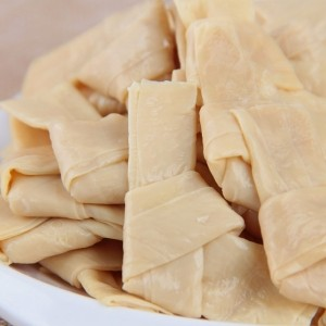 豆制品 豆皮加工厂家 汤叶结OEM 凯达恒业产品