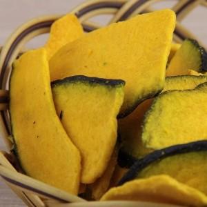 果蔬脆片 休闲食品 南瓜片 OEM加工—凯达恒业产品