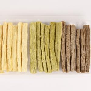 冷冻豆制品--三色鲜腐竹
