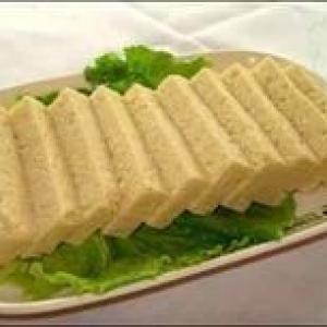 冷冻豆制品--冻豆腐